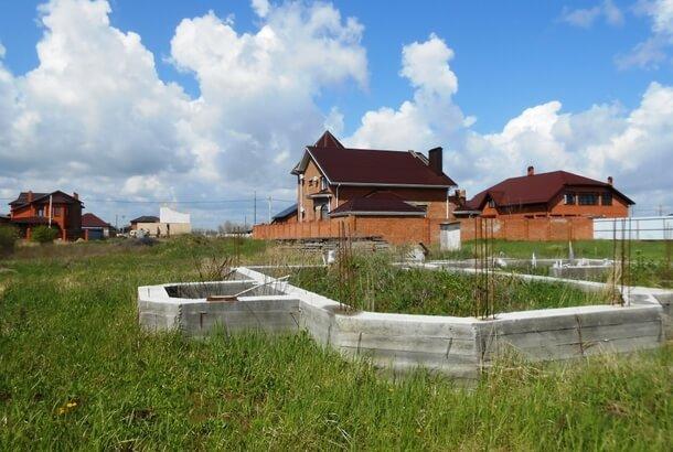обустройство опалубки и фундамента в Таганроге